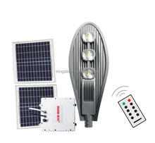 Factory Supply 60W Wind Solar Hybrid Power System Rechargeable LED Flood Light with Long Llighting Time KB7153B