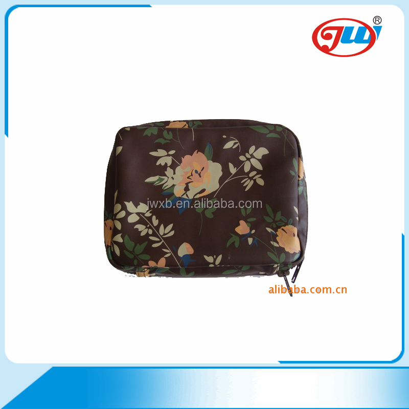 Fashion new design top quality wallet bag customized zipper purse bag