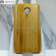 Unique product bamboo phone case, heat prevention full wood cell phone case for mobile