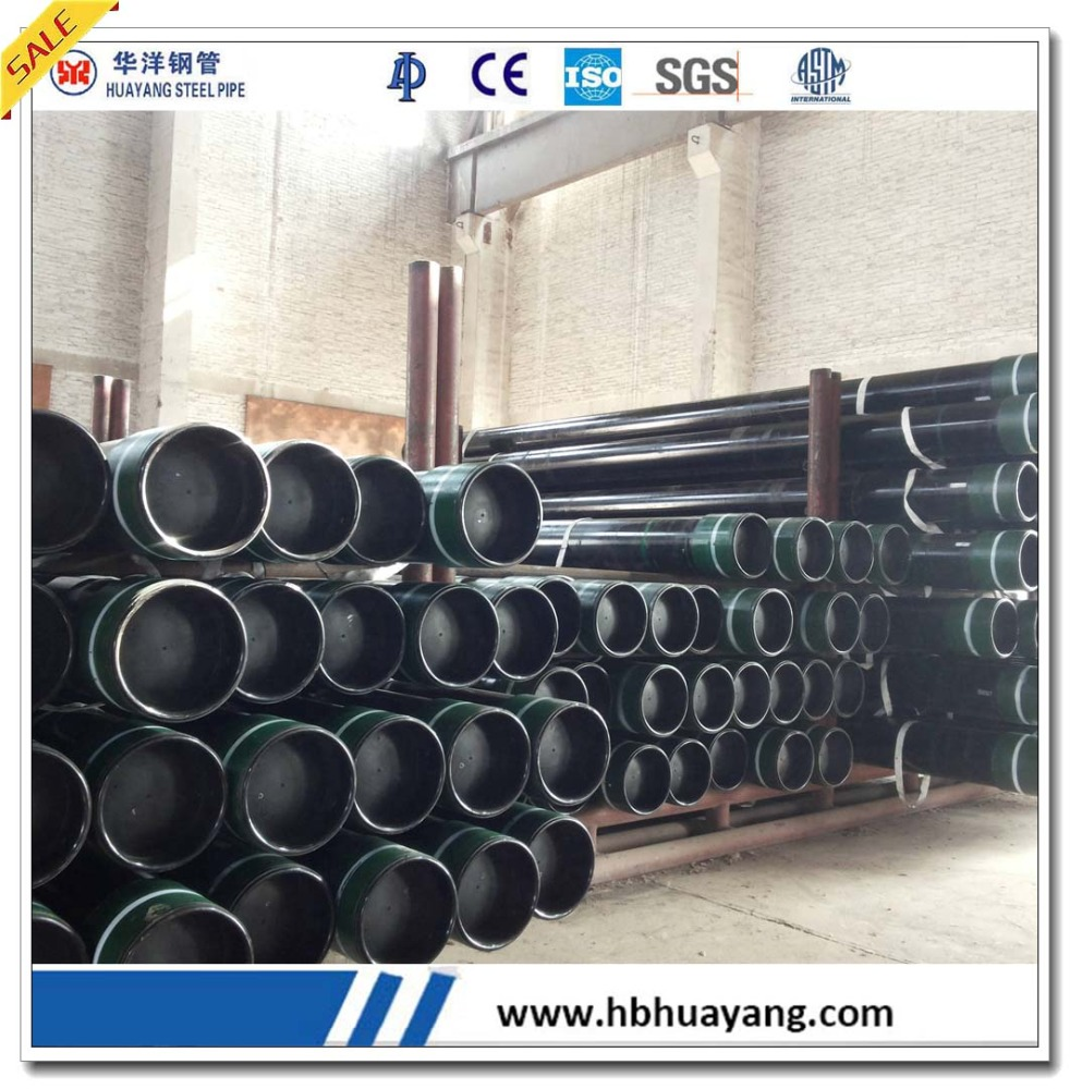 "Seamless casing tube api 13 3/8"" j55 btc with coupling API 5CTJ55 K55 13 3 8 casing"
