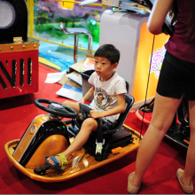 SQV wholesale attractive design promotional exciting pedal kids adults electric battery go karts for adults racing