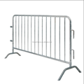 Crowd Barricades Rental Interlocking Steel Barriers for Crowd Management