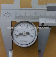 25mm hot sale mini pressure gauge