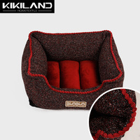 Custom warm cozy fabric for dog bed pet hammock bed