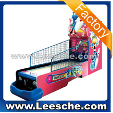 LSJQ-287 funny electric coin operated bowling game cheap arcade games for sale amusement park games factory