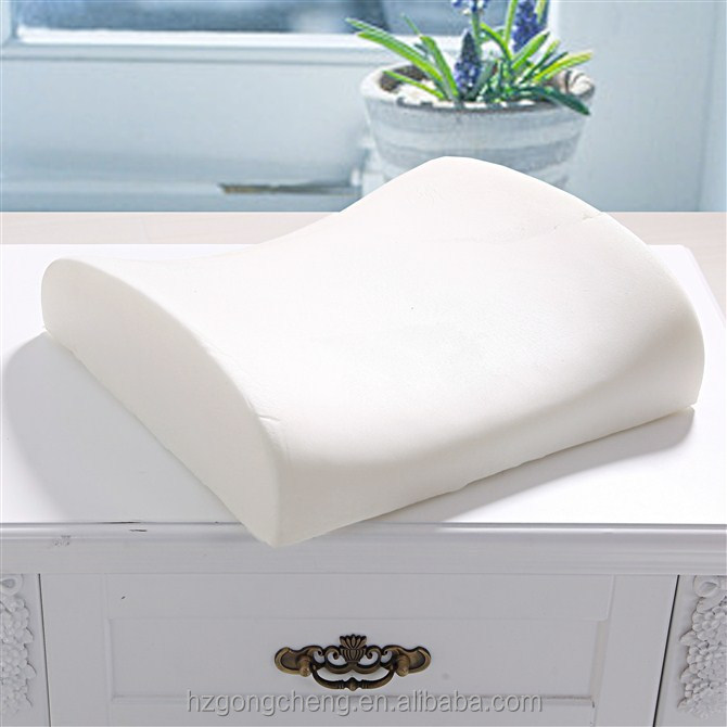 memory foam waist slow-recovery foam cushion back lumbar