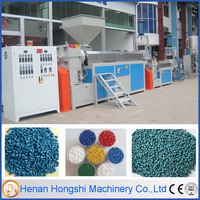high capacity plastic film pelletizing machine,plastic pellet machine