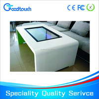 55inch all size interacitve touch screen smart tv, touch table price