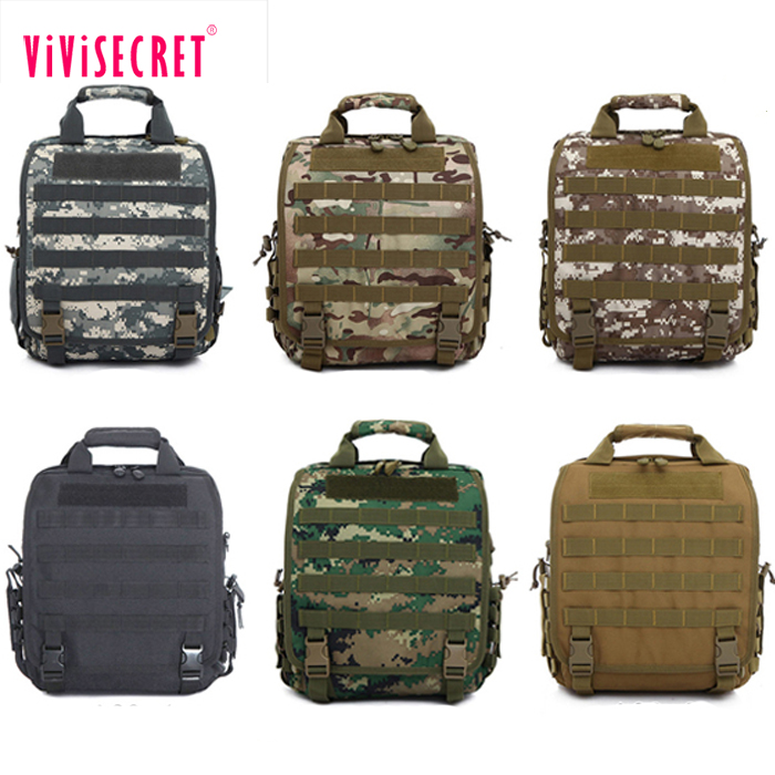 Top Grade waterproof notebook blank molle outdoor military camouflage backpack tactical back pack