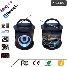 Professional active bluetooth speaker minion With Good Quality