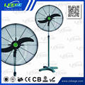 Hot selling FS-650A SKD high speed 26 inch industrial fan