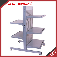 Easy to Assemble Floor Stand Supermarket Retail Display / Stationery Display Rack
