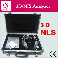 Hot sale and newest 3d nls health analyzer /radionic homeopathic computerised clinic beauty device