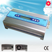 12V 24V wind generator charge controller 550W solar panel controller + 600W wind,CE certificated