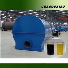Vacuum system 3 tons capacity mini oil refinery plant