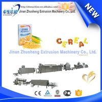 cereal flakes corn machine manufacturing plant