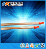 copper phosphorus silver alloy 5% silver brazing rods