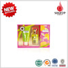 OEM/ODM Wholesale Hot Selling Excell Brand Jardin Sexy Garden Brand Woman Perfume Gift Set 20ml perfume+45ml Body Lotion