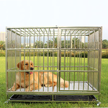 2017 New Products Manufacture Cheap Stainless Steel Dog Kennels
