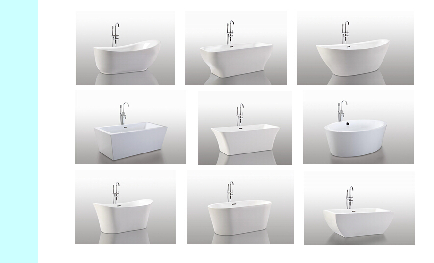 Chinese supplier Ebay Best Selling Simple Bathtub JS-6825