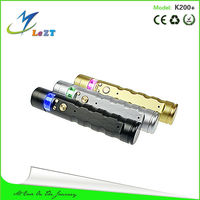 Cheap luminous kts k200 x6 e-cig