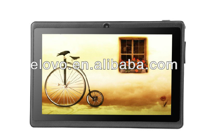 7inch tablet pc android 4.2 1024*600FTF LCD Screen hot sale