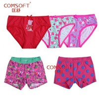 little baby panti lovely girl boxers briefs to MON fashion kids underpants bamboo children's underwear GVFR0015