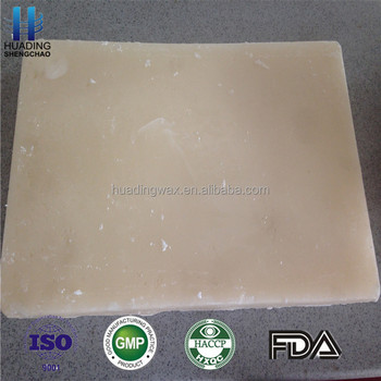 China factory white 70#80#85# Microcrystalline Wax for candles