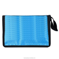Multi-purpose fancy waterproof polyester pencil bag