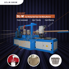 SL-M Four Head Spiral Winding Paper Tube Making Machine