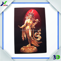 Home decoration 3d god india wall picture