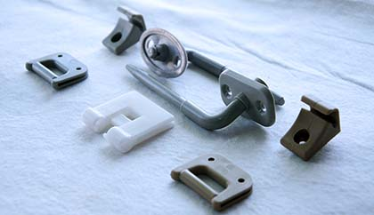 Custom Plastic Parts for Automobiles