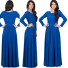 /product-detail/custom-clothing-agent-wholesale-western-womens-casual-long-sleeve-flowy-empire-waist-fall-winter-party-gown-muslim-maxi-dress-60571841680.html