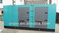 350KVA 280KW New Standby Power Generation Silent Diesel Generator Set