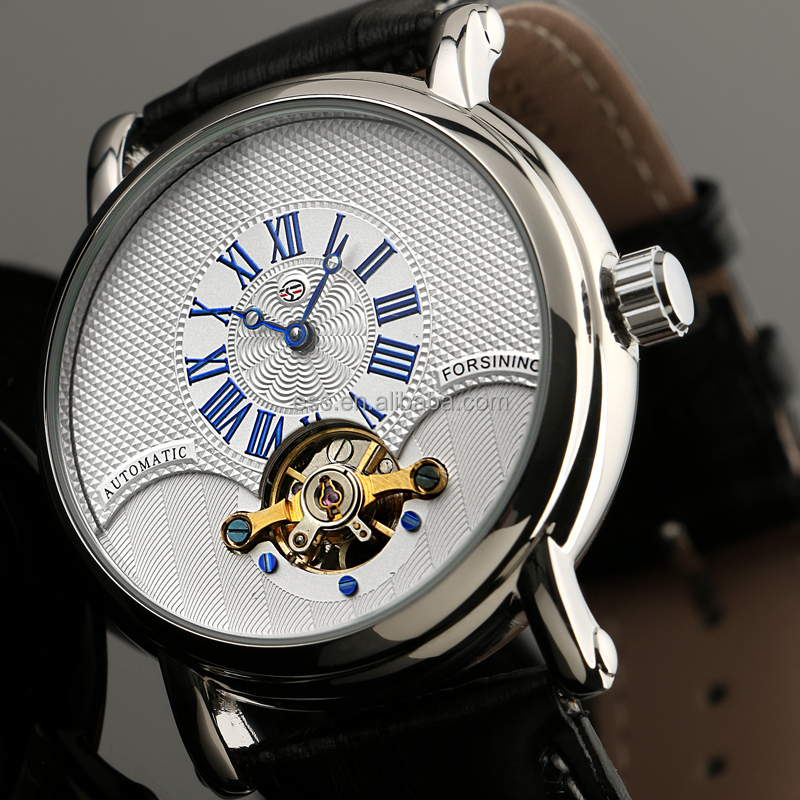 Forsining men automatic mechanical tourbillon elegent famous brand watches shopping online WM385