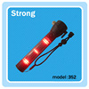 Emergency multitool camping hammer twine knife magnet red sos bright 3w outdoor flashlights for usb/solar operate