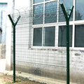 Factory offer anti-corrosive steel picket security fence