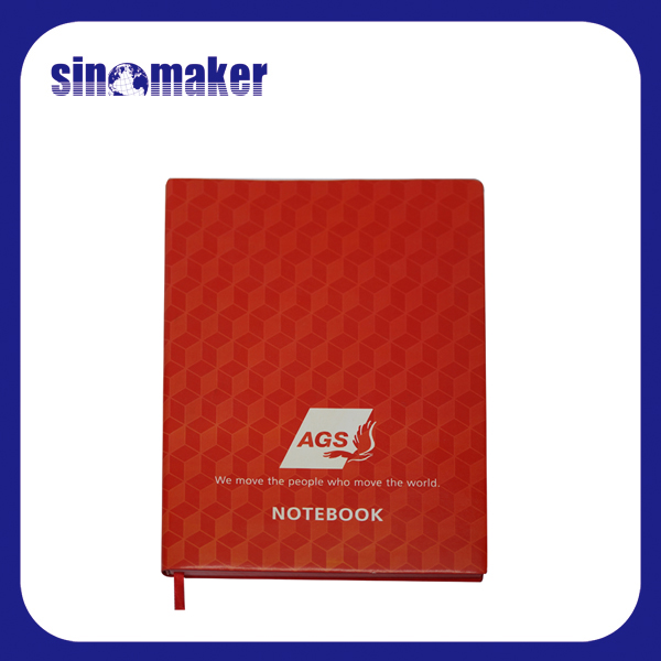 High Quality Promotional Recycled Leather Bound Buy Notebook