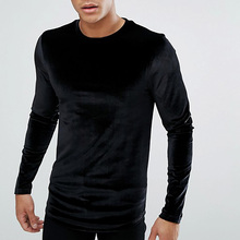 Chinese Supplier Alibaba Gold Supplier Mens Clothing Long Sleeve Slim Fit Gym Shirt Breathable OEM Mens t shirts Wholesale China