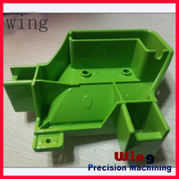 customized adc12 aluminum metal die casting part properties