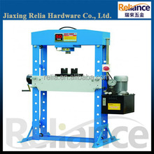 50 Ton Electric Power Hydraulic Shop Press