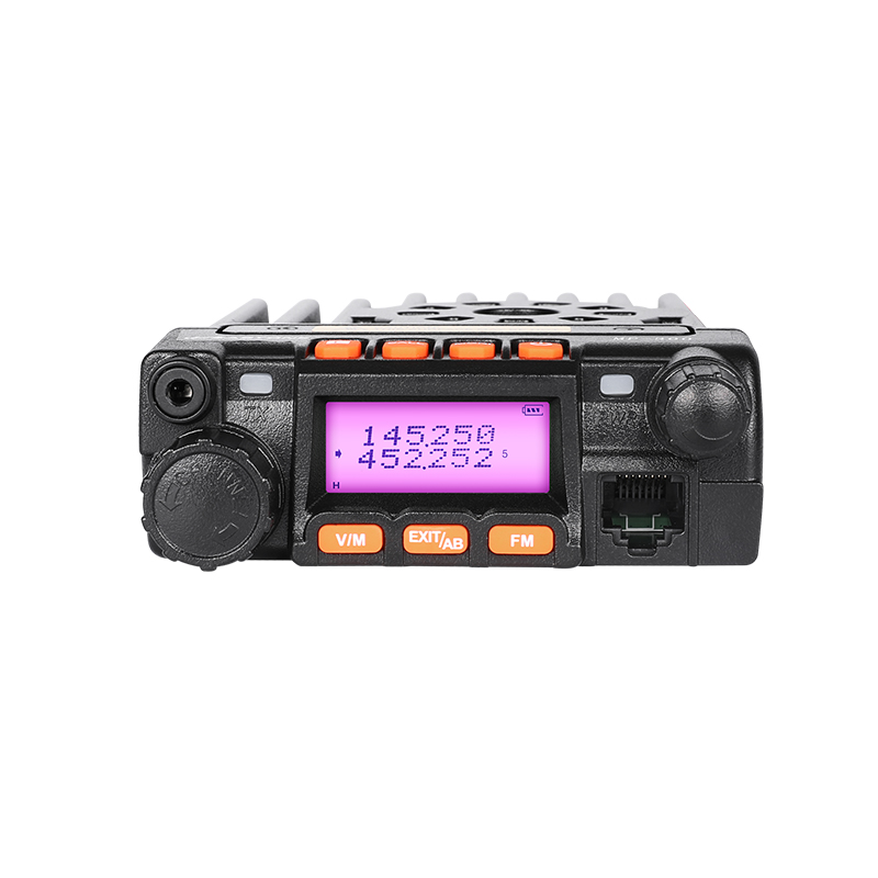 Colorful Dual Band Mini Radio Mini Car Mobile Radio Transceiver multi band radio receivers