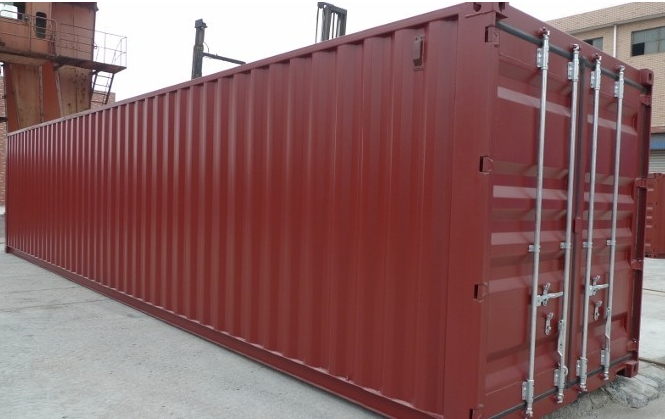 new containers for shipping company