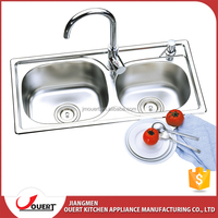 Unique and newly designed stainless steel kitchen public bathroom sinks