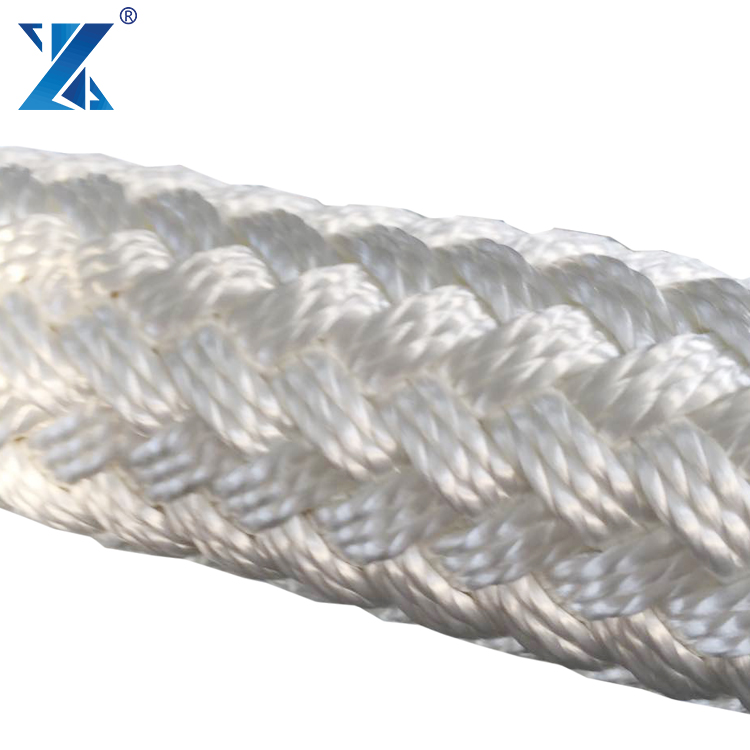 3 inch diameter mooring nylon braided rope price
