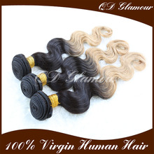 Hot sale buy hair wefts sew in human hair weave ombre hair peruvian body wave