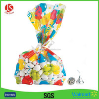 Print Cello Cellophane Party Favor Goodie Candy Treat Bags