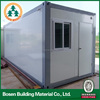movable and convenient prefab steel container kitchen from china