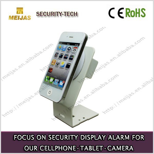 Smartphone anti theft protection case