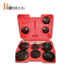Professional 13pc Cup Type Oil Filter Wrench Kit (For Toyota Japanese Cars) / Auto Body Repair Tools Set